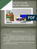 Presentation Kimia Lemak Dan Minyak