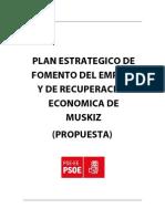 Plan Estrategico Empleo Muskiz