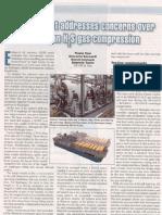 Full Load test addresses concerns over Kashagan H2S gas compression
