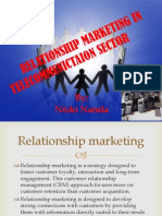relationship marketing in telecommunication sector