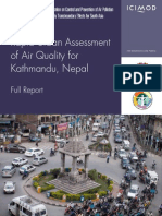 Urban Assessment of Air Quality