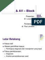 Case 1 AV-Block