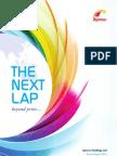 XPRS Xpress Holdings Annual Report 2012 - Next Lap Beyond Print ...