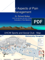 Clinical Aspects of Pain Management
