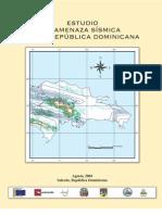 Estudio de Amenaza Sismica de La Republica Dominicana