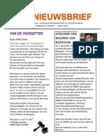 Nieuwsbrief 2013-01