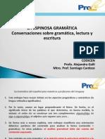 Conversaciones Gramaticales - Segundo Encuentro