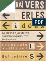 La Ciudad y Los Signos_red