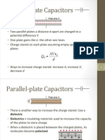 Capacitors - P3, week 4