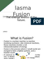 Plasma Fusion MAIN3 Final