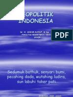 GEOPOLITIK (1)