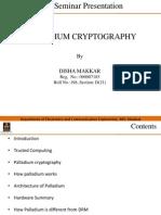 seminar cryptography
