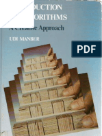 Introduction to Algorithms - Manber