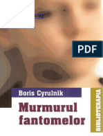 Murmurul fantomelor - Boris Cyrulink