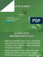 Ppt Anti Alergi