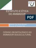 Estatuto Do Animador Cultural