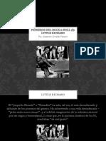 Pioneros Del Rock & Roll (5)-Little Richard-Alejandro Osvaldo Patrizio