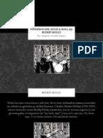 Pioneros Del Rock & Roll (6)-Buddy Holly-Alejandro Osvaldo Patrizio