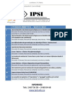 eventos ambito psi - noticiero appia nº01 - 30.01.2013