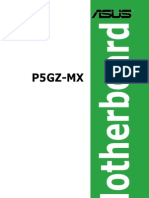 asus p5gz-mx kullanım kılavuzu