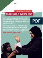 Pupil, Citizen, Life-saver action pack for teachers