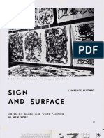 Quadrum09- Sign and Surface