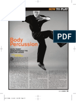 Body Percussion Basic