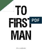 To First Man | An AV Club Cookbook