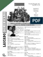 360 - Laicado Dominicano Novembro e Dezembro 2012