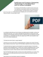 The Pirate Bay se hundirá pero con él nuevos e interesantes proyectos surgirán One Disappointing Misconception Around programa de facturacion en access Shown.20130130.090409