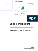 ECSS space engineering