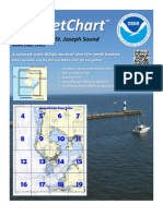 Charts of Tampa to Saint Joseph Sound