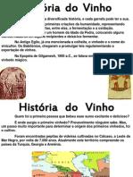 [vinhos] 1ª Aula - Historia do vinho