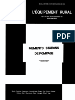 Memento stations de pompage mars 99.pdf