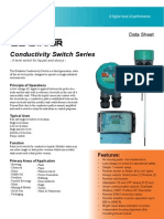 Gladiator Conductivity Datasheet