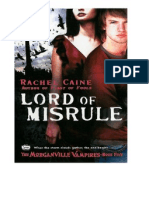 Rachel Caine - The Morganville Vampire 05 - Lord of Misrule