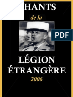 Carnet de Chants 2006