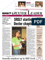 The Dexter Leader January 31, 2013