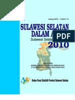 sulawesi selatan dalam angka 2010