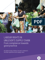 Labour Rights in Unilever's Supply Chain