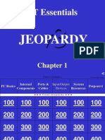 IT Essentials - Jeopardy game Chapter 1