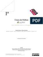 Cours Python190412