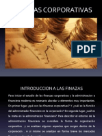 Presentación Finanzas Corporativas
