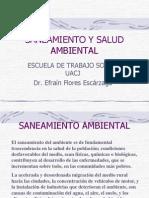 Saneamiento y Salud Ambiental