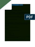 Actividades Nomina Excel