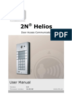 2n Helios User Manual 1322v3.0 En