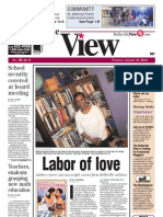 The Belleville View front page 1/31/2013