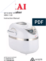 XBM1128 Bread Maker AKAI Instruction Manual.pdf
