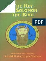 The Complete Key of Solomon