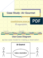 air gourmet case study